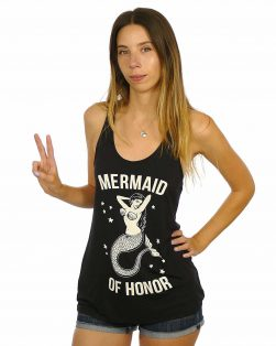 mermaid of honor bachelorette