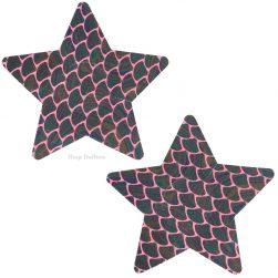 Mermaid star pasty